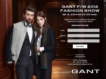 Gant F/W 2014